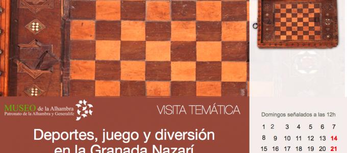 Los juegos y la diversión en la Granada nazarí