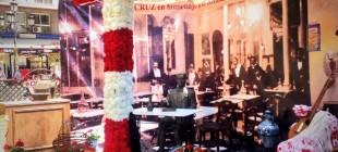 Granada llena de Cruces
