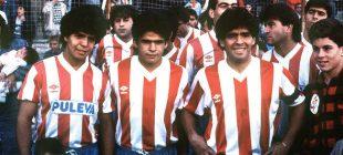 30 años del paso de Maradona por Granada