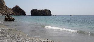 Un día de playa en La Rijana
